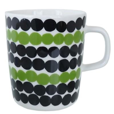 マリメッコ Marimekko マグカップ 250ml 食器 シイルトラプータルハ Siirtolapuutarha 063296 196 名入れ可有料