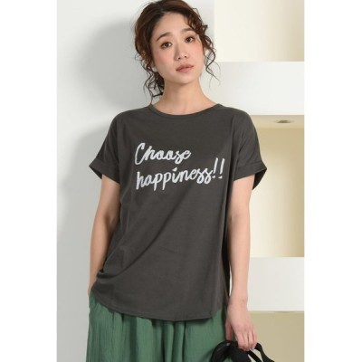 LIPSTAR / 天竺ロゴTシャツ