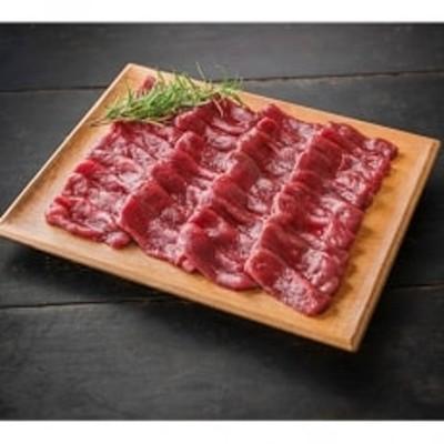 森のジビエ 鹿肉しゃぶしゃぶ用 約600g(200g×3) A57