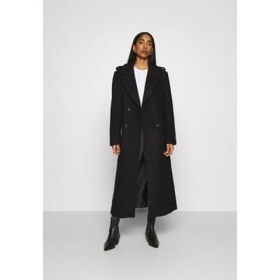エヌ エー ケイ ディ コート レディース アウター MATHILDE GHLER BLEND COAT - Classic coat - black