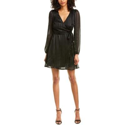 タルト ワンピース トップス レディース TART Malika Mini Dress black & lurex