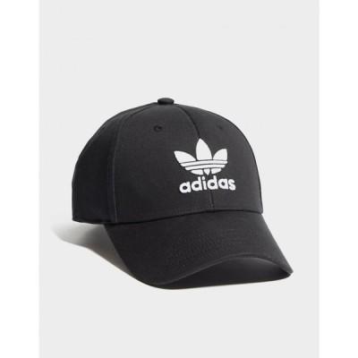 アディダス adidas Originals レディース キャップ 帽子 classic trefoil cap black