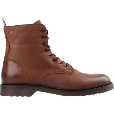 ジャック アンド ジョーンズ JACK & JONES メンズ ブーツ シューズ・靴 Boots Brown