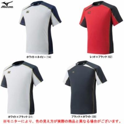 MIZUNO(ミズノ)ミズノプロ Tシャツ(12JA6T01)mizunopro ミズプロ 野球 ベースボール ウェア スポーツ 半袖 男性用 メンズ