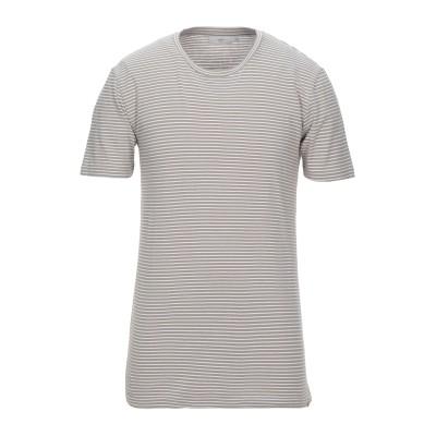MINIMUM T シャツ ドーブグレー M コットン 100% T シャツ