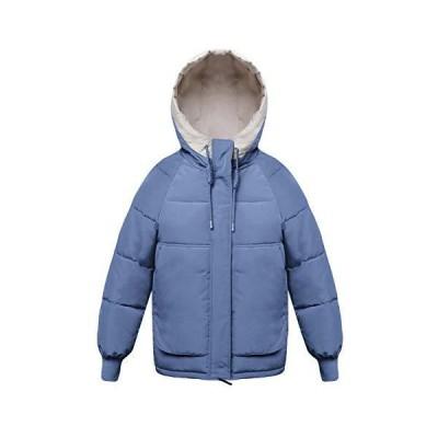 (ショッフェ)レディース コート ダウンコート ジャケット 厚手 防寒防風 冬 ゆったり 韓国ファション 大きい