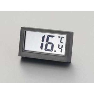 エスコ 58x33mm デジタル温度計(品番:EA728AC-32A)