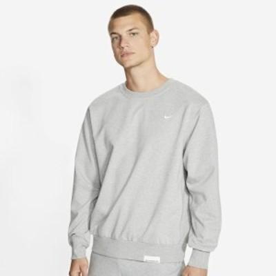 (取寄)ナイキ メンズ スタンダード イシュー クルー Nike Men's Standard Issue Crew Dark Grey Heather Pale Ivory