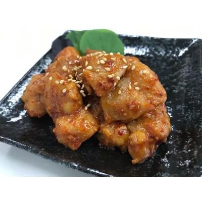 【業務用】国産若鶏のぼんじり焼き(旨辛)500g×4p