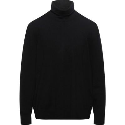 アクネ ストゥディオズ ACNE STUDIOS メンズ ニット・セーター トップス Turtleneck Black