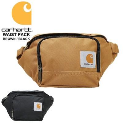 カーハート Carhartt ウエストパック WAIST PACK ボディバッグ ポーチ ミニショルダー ツールバッグ #150701 通勤 通学 アウトドア