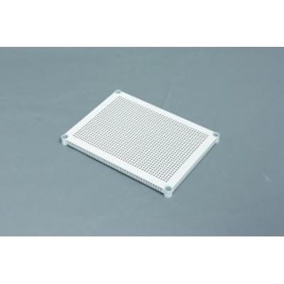家具 収納 メタルラック 備品 メタルラックパンチング棚板 MR-61TP || 収納家具 ラック・シェルフ