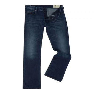ディーゼル Diesel メンズ ジーンズ・デニム ボトムス・パンツ Zatiny Stretch Jeans Dark Wash AS