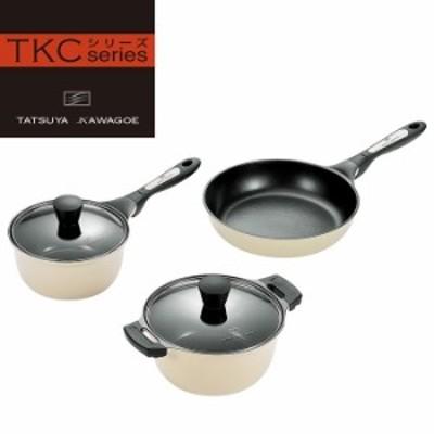 タツヤ・カワゴエ キッチンツール3点セット 調理器具 料理 YKM-0927