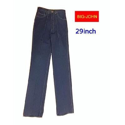 29inch ストレートデニム ウエスト67cm ベティスミス BETTY SMITH ビッグジョン BIG JOHN レディースファッション 昭和レトロ