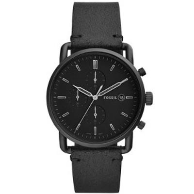 【並行輸入品】FOSSIL フォッシル 腕時計 FS5504 メンズ COMMUTER コミューター クロノグラフ クオーツ