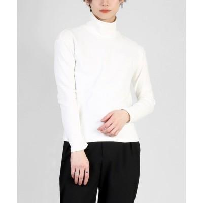 tシャツ Tシャツ DING/ハイネックロングTシャツ