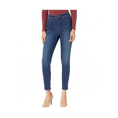 Madewell レディース 女性用 ファッション ジーンズ デニム Curvy High-Rise Skinny Jeans in Sussex Wash - Sussex Wash