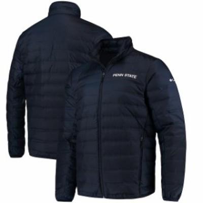 Columbia コロンビア スポーツ用品  Columbia Penn State Nittany Lions Navy Collegiate Lake 22 Down Full-Zip Jacket