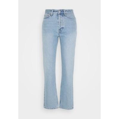 ウォンハンドレッド レディース デニムパンツ ボトムス BILLY  - Slim fit jeans - wash six wash six