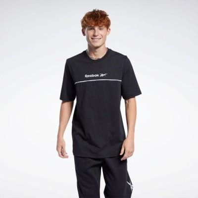 期間限定SALE 10/15 17:00〜10/18 16:59 リーボック公式 半袖Tシャツ Reebok クラシックス リニア Tシャツ / Classics Linear T-Shirt