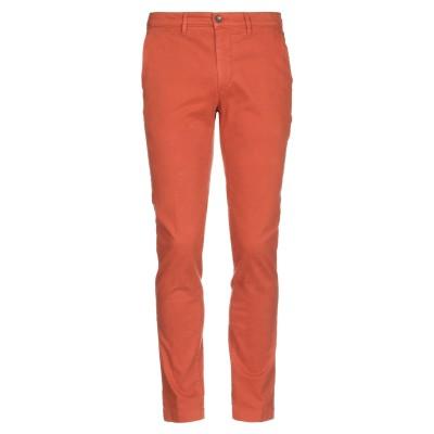 クルーナ CRUNA パンツ 赤茶色 48 コットン 98% / ポリウレタン 2% パンツ