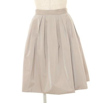 エムプルミエブラック スカート フレア 34