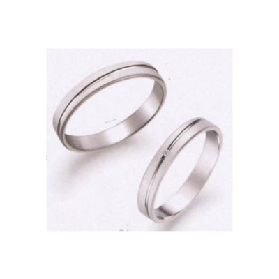 P272-23  &  P272D-24 ダイヤ  True Love トゥルーラブ パイロット 卸直営店 お得な特別割引価格 Pt900 プラチナ マリッジリング 結婚指輪 ペアリング