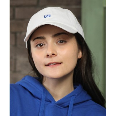 CORPUS TOKYO / 【Lee/リー】ワンポイントロゴコットンベースボールキャップ WOMEN 帽子 > キャップ