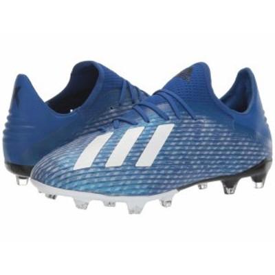 アディダス メンズ スニーカー シューズ X 19.2 FG Team Royal Blue/Footwear White/Core Black