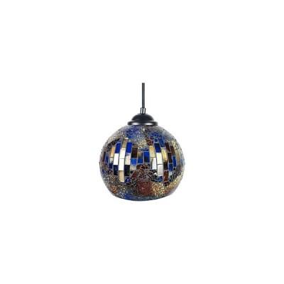 イシグロ LEDペンダントライト クリムト ブルー   21005 [4.5畳 /電球色]