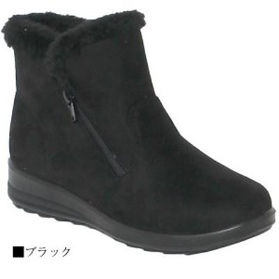 ブーツ レディースシューズ レディースファッション 靴 冬 ファー付き スエード シンプル 軽量 ショートブーツ 軽い フラット 秋