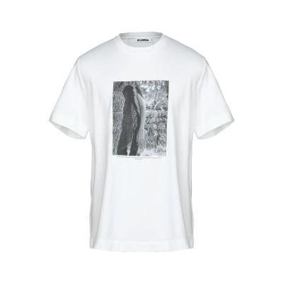 ジル サンダー JIL SANDER T シャツ ホワイト XS コットン 100% T シャツ