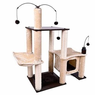 猫クライミングフレーム 猫クライミングフレーム猫キャッチ猫のおもちゃ猫 (新古未使用品)