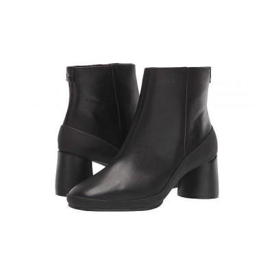 Camper カンペール レディース 女性用 シューズ 靴 ブーツ アンクルブーツ ショート Upright - Black