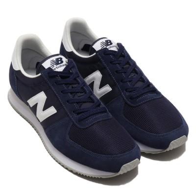 2020年春夏新作♪ New Balance【ニューバランス】 U220AB2 レディース&メンズ スニーカー ネイビー