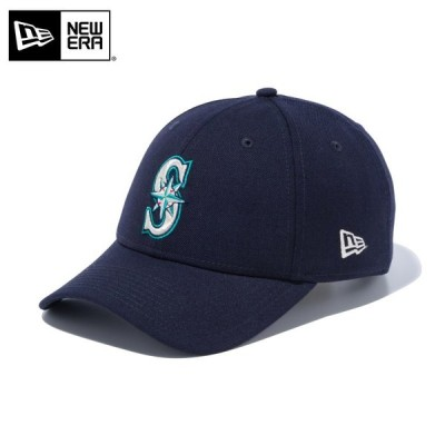 【メーカー取次】 NEW ERA ニューエラ 9FORTY シアトル・マリナーズ ネイビー 12018967 キャップ メジャーリーグ 帽子 ブランド【クーポン対象外】【T】