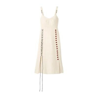BY MALENE BIRGER チューブドレス ファッション  レディースファッション  ドレス、ブライダル  パーティドレス アイボリー