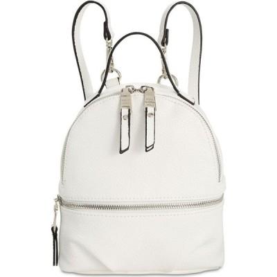 スティーブ マデン Steve Madden レディース バックパック・リュック バッグ Jacki Convertible Backpack White/Silver