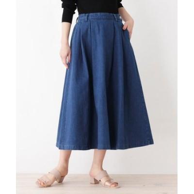 Cone タックフレアスカート