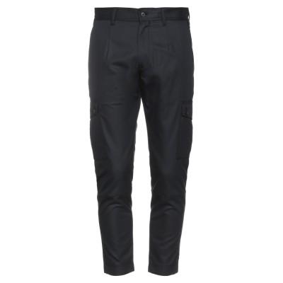 ドルチェ & ガッバーナ DOLCE & GABBANA パンツ ブラック 46 コットン 76% / シルク 24% パンツ