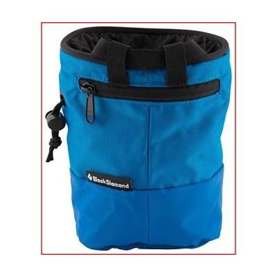 Black Diamond Mojo Zip Chalk Bag, Medium/Large, Ultra Blue【並行輸入品】