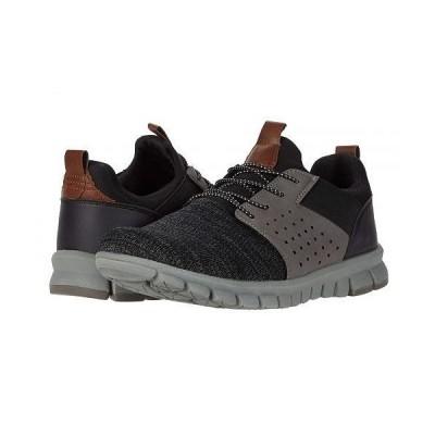 Deer Stags デアスタッグズ メンズ 男性用 シューズ 靴 スニーカー 運動靴 Betts - Black/Grey