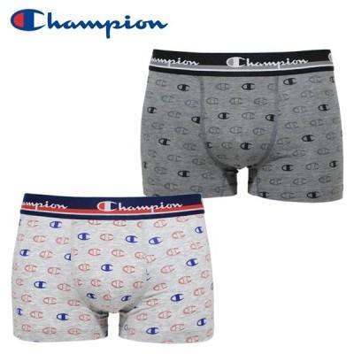 Champion チャンピオン ボクサーパンツ C総柄 メンズ CM6-Q205