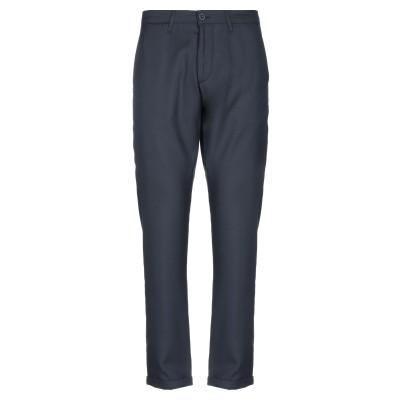 LIU •JO MAN パンツ ダークブルー 30 ポリエステル 85% / レーヨン 15% パンツ
