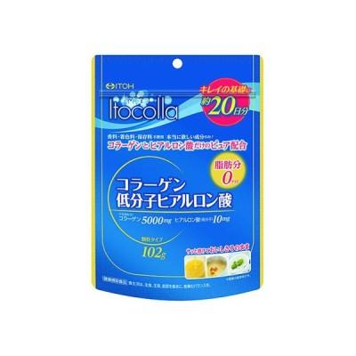 イトコラ コラーゲン低分子ヒアルロン酸 102g 井藤漢方製薬