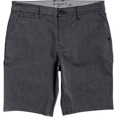 クイックシルバー Quiksilver メンズ ショートパンツ ボトムス・パンツ New Everyday Union Stretch Short Dark Grey Heather