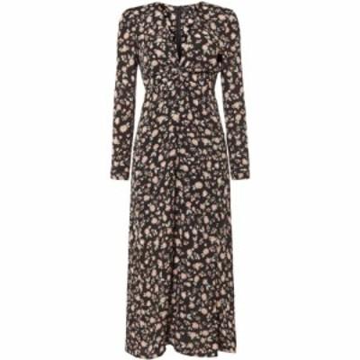 バルドー Bardot レディース ワンピース Vネック ワンピース・ドレス Floral V neck dress with split Multi-Coloured