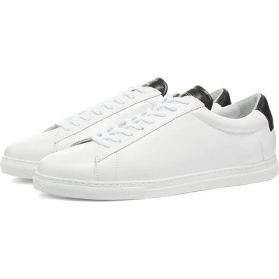 ゼスパ Zespa メンズ スニーカー シューズ・靴 ZSP4 APLA Sneaker White/Black Nappa