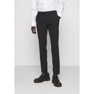 ジョープ カジュアルパンツ メンズ ボトムス BLAYR - Suit trousers - black